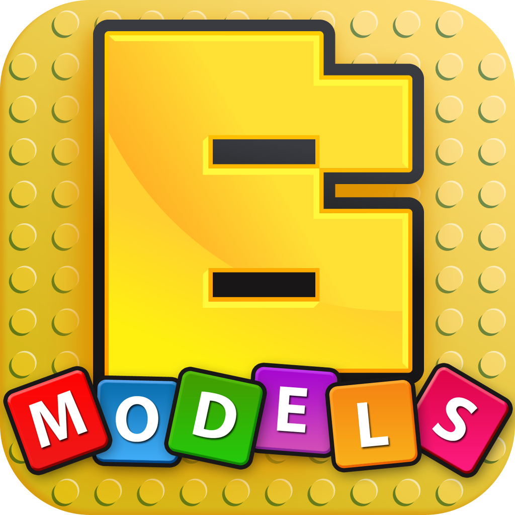 Bloxy Models Basic. Bricks For Kids
